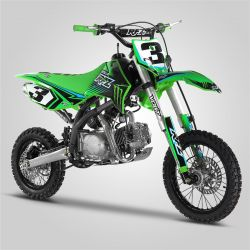 Pit Bike minicross Apollo RFZ Open 125cc vert 2020