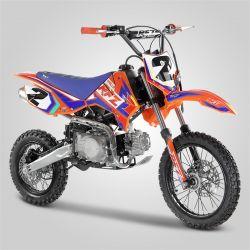 Pit Bike Apollo RFZ Rookie 125cc orange 2020
