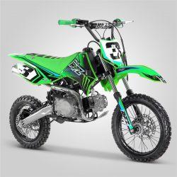 Pit Bike minicross Apollo RFZ Rookie 125cc vert 2020