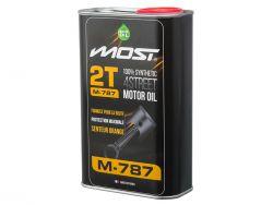 Huile moteur 2 temps Most M-787 Eco Performante
