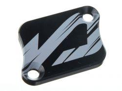 Obturateur de pompe à huile Most Derbi / Minarelli AM6 noir