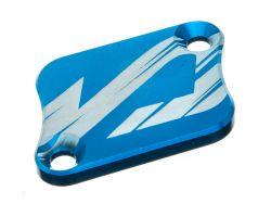 Obturateur de pompe à huile Most Derbi / Minarelli AM6 bleu