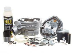 Kit cylindre 80cc Most Minarelli AM6