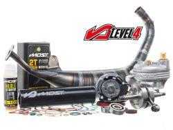 Pack moteur MOST 80cc 4Street Level 4 pour moto à moteur Minarelli AM6
