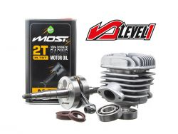 Pack moteur Most 70cc Wicked Level 1 pour MBK Booster