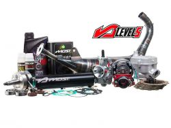 Pack moteur MOST 88cc 4Street Derbi Euro 3 et 4 Level 5
