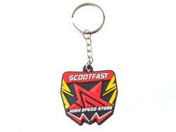 Porte clés ScootFast tête de fourche