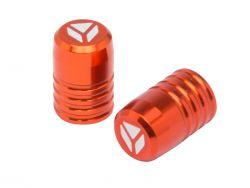 Bouchon de valve YCF Orange