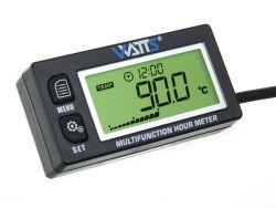 Compte tours et thermomètre Watts