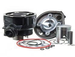 Kit cylindre 80cc Watts fonte Minarelli AM6