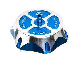 Bouchon d'essence YCF Bleu