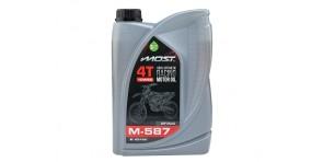Huile moteur Most M-587 Off-Road 4T 2l