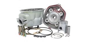 Kit cylindre 50cc MVT Iron Max Derbi Euro 3