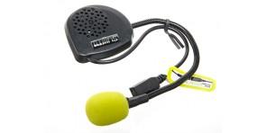 Kit main libre Bluetooth intégré dans le casque