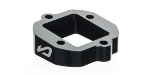 Cale de clapet incliné 5° 18mm MOST MBK Nitro noir