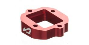 Cale de clapet incliné 5° 18mm MOST MBK Nitro rouge