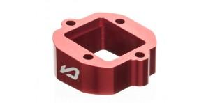 Cale de clapet incliné 5° 25mm MOST MBK Nitro rouge