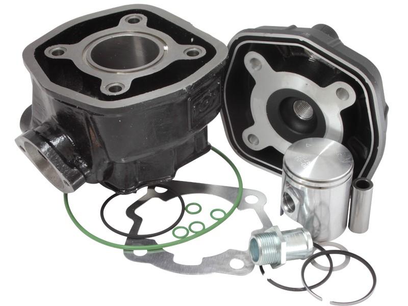 kit cylindre 50cc top performances fonte derbi euro 2. Black Bedroom Furniture Sets. Home Design Ideas