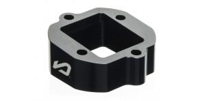 Cale de clapet incliné 5° 25mm MOST MBK Nitro noir