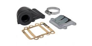 Kit d'admission MVT MBK Booster 17 à 21mm 50cc
