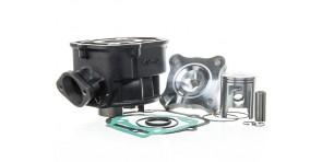 Kit cylindre 50cc Polini fonte Derbi Euro 3
