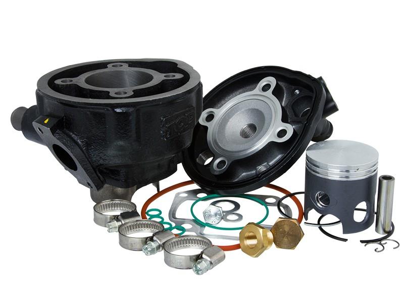 kit cylindre 70cc top performances fonte mbk nitro scooter. Black Bedroom Furniture Sets. Home Design Ideas