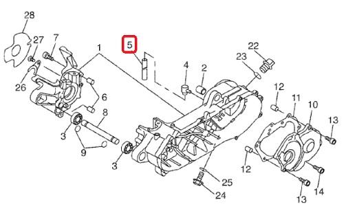Schema Elettrico Mbk Booster : Durite reniflard de transmission booster nitro