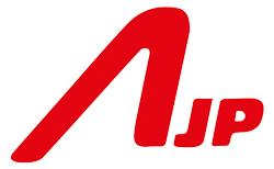 Logo de la marque AJP