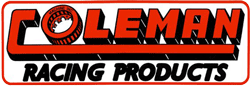 Logo de la marque Coleman Racing Products