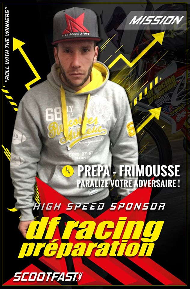 Image du team DF racing