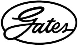 Logo de la marque de courroie Gates