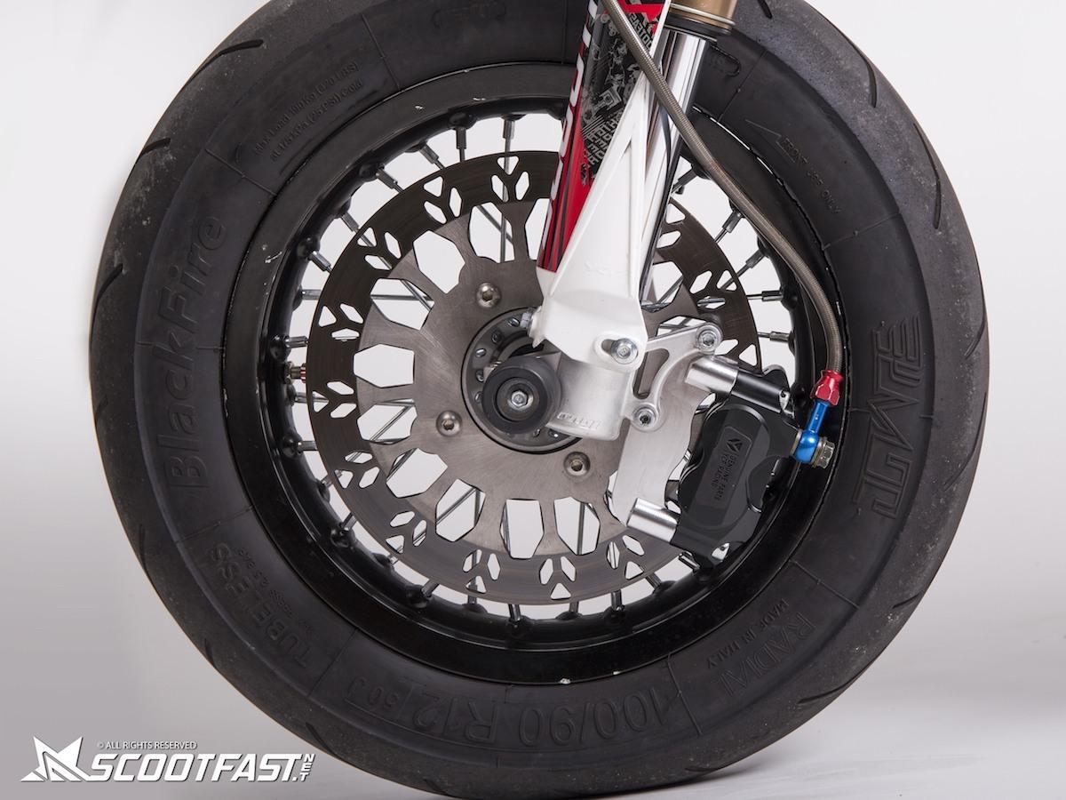 Photo pitbike scootfast