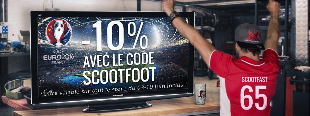 Image de la promo scootfoot de scootfast