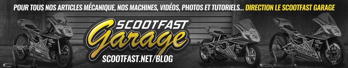 Logo ScootFast garage Officiel