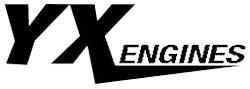 Logo de la marque de moteur pit bike YX Engines