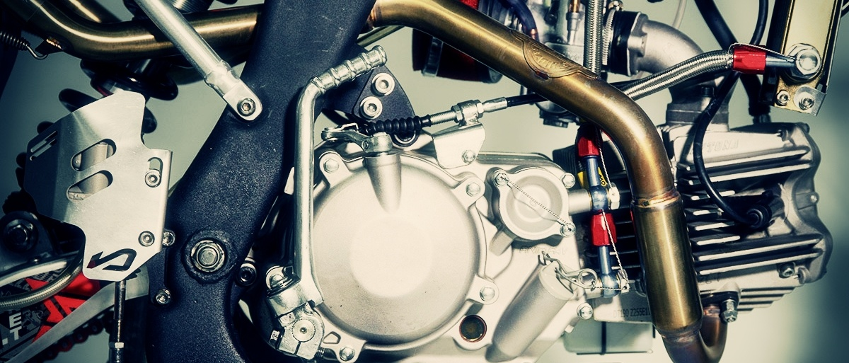 image moteur Daytona Anima YCF 4 temps