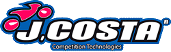 Logo de la marque de pièces scooter J.Costa