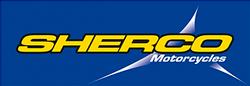 Logo de la marque Française de Moto Sherco
