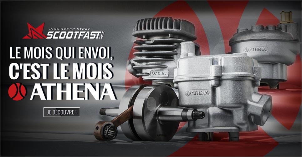 Image présentation promotion marque Athena durant le mois de novembre 2017