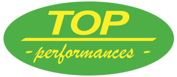 Logo de la marque Top Performances