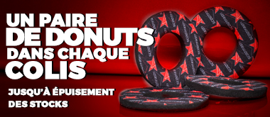 Donuts de poignées